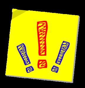 gokart kaufen - ausrufezeichen